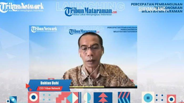 Tribunmataraman Resmi Mengudara, CEO Tribun Network Ungkap Potensi Wilayah Eks Karesidenan Kediri