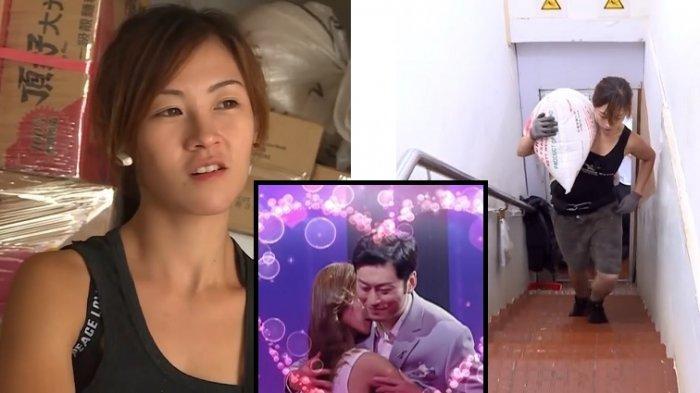Tiap Hari Antar 8 Ton Barang, Kuli Cantik dari Hong Kong ini Jadi Sorotan Acara TV, Begini Kisahnya