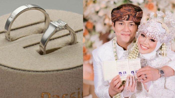 Begini Makna Desain Cincin Pernikahan Rizky Billar dan Lesti Kejora yang Terbuat dari Berlian Ashoka