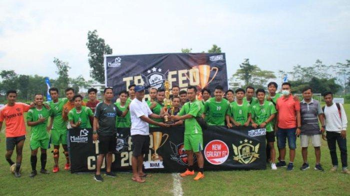 Tak Ada Event, Para Pemain Klub Mitra KSK Kabupaten Sampang Tetap Latihan Tiga Kali dalam Seminggu