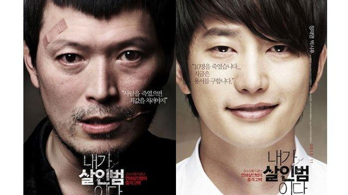 Sinopsis Film KoreaConfession of Murder (2012), DibintangiJung Jae Younghingga Park Si Hoo