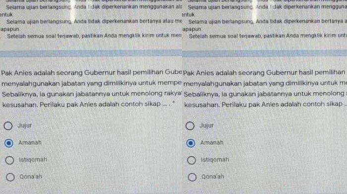 Nama Anies dan Mega Muncul di Soal Ujian SMP, Bikin Heboh, Ketua DPRD DKI Jakarta Bakal Lakukan ini