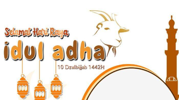 Link Twibbon Kartu Ucapan Selamat Hari Raya Idul Adha 2021, Bisa Dipost di WA, Instagram, FB, TikTok