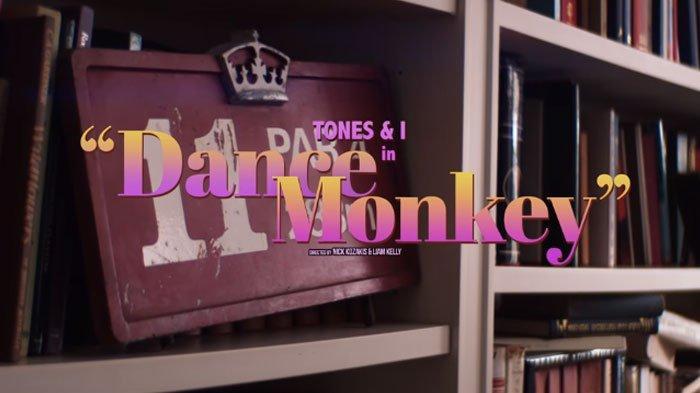 Download Lagu Dance Monkey dari Tones And I, Populer di Youtube, Lengkap Lirik dan Cara Download