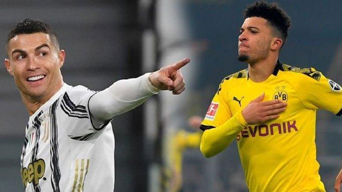 Alasan Nomor Keramat Manchester United yang Bekas Cristiano Ronaldo Harus Dipakai Jadon Sancho
