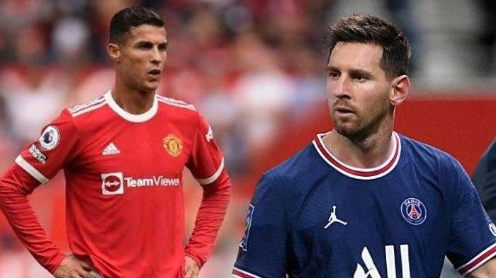 Pernyataan Sir Alex Ferguson Antara Cristiano Ronaldo dan Lionel Messi 6 Tahun lalu Jadi Kenyataan?