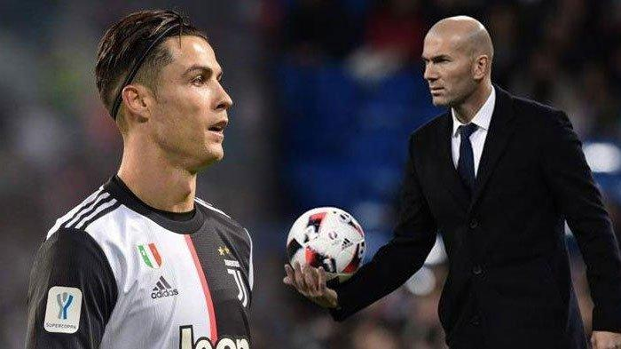 Cristiano Ronaldo Bakal Hengkang dari Juventus? Zidane Angkat Bicara Soal 'Reuni' di Real Madrid