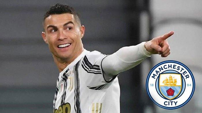 Rumor Cristiano Ronaldo Pergi dari Juventus ke Manchester City, Pelatih Manchester United Merespon