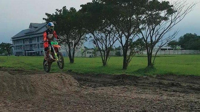 Memiliki Tiga Arena dalam Satu Lintasan, Surabaya Punya Sirkuit Motocross Berstandar Nasional