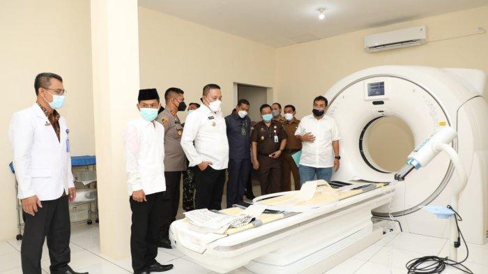 RSUD dr. Mohammad Zyn Sampang Kini Dilengkapi Alat CT Scan