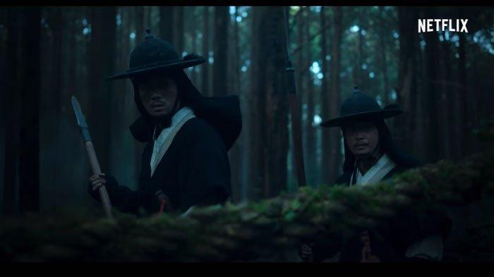 Cuplikan drama Korea Kingdom: Ashin of the North