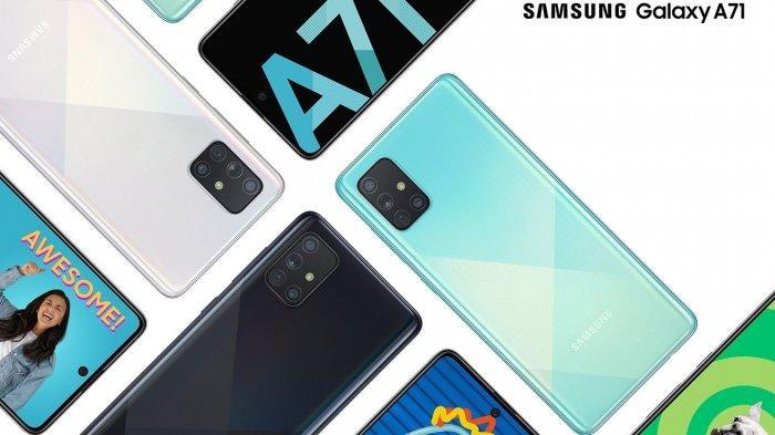 Daftar Harga HP Samsung Desember 2020, Galaxy A31 hingga Galaxy Note 20, Ada Spesifikasi Galaxy M51