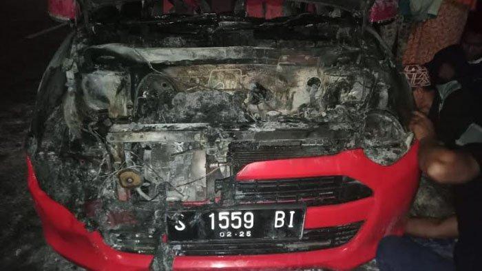 BERITA MADURA TERPOPULER HARI INI: Kebakaran Mobil di Kampus UTM hingga Penyekatan Mudik di Suramadu