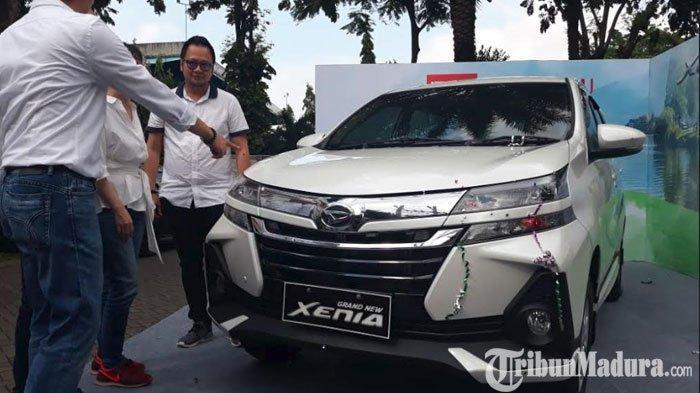 Tampilan Lebih Tough dan Sporty,DaihatsuGrand New XeniaBidik Segmen Milenial
