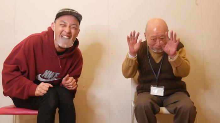 TERUNGKAP Gaji Kakek Sugiono di Film Panas Jepang, Sudah Umur 86 Tapi Tak Menolak Tawaran Kerja?