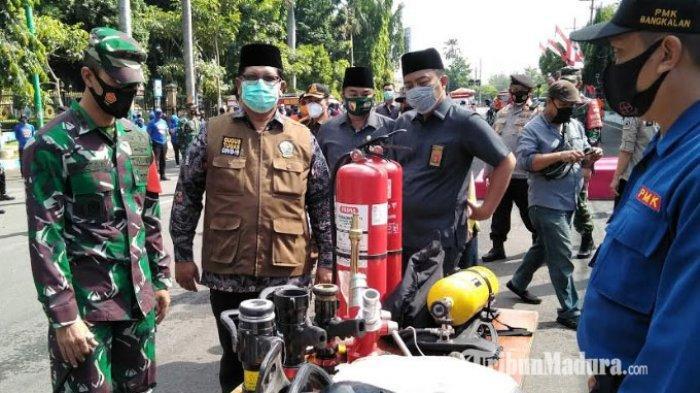 BMKG Rekam Fenomena La Nina Masuk Perairan Indonesia Timur, Kabupaten Bangkalan Rapatkan Barisan