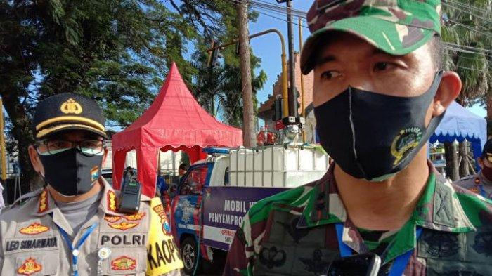 Selama PSBB Check Point di Kota Malang Dijaga Polisi Militer, Cara Kodim 0833 Awasi Anggotanya