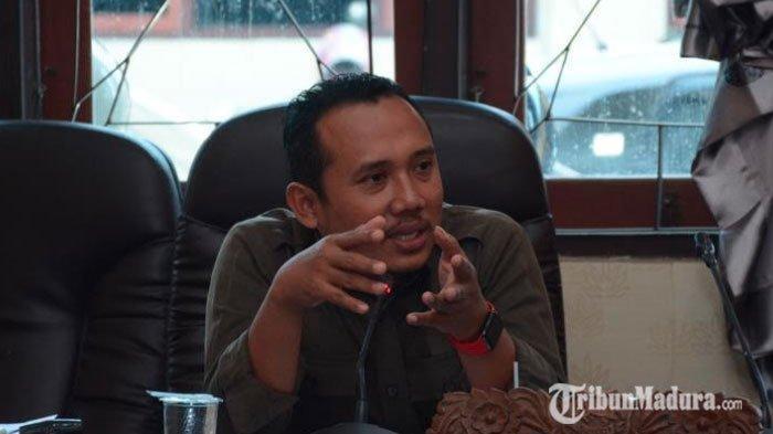 Darul Hasyim Fath, Sekretaris Fraksi PDI Perjuangan, Kabupaten Sumenep.
