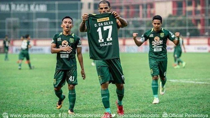 David da Silva Cetak Brace, Persebaya Surabaya Hajar Sabah FA Malaysia 2-1 Hingga Turun Minum