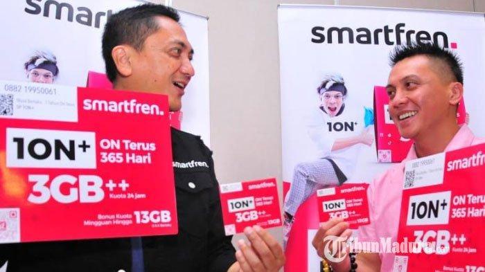 Smartfren Business Luncurkan OneTouch Unified Conferencing untuk Solusi Kerja di Rumah