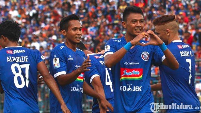 Latihan Perdana Arema FC seusai Lebaran 2019 Diundur, Pemain dan Tim Pelatih Tambah Libur 2 Hari