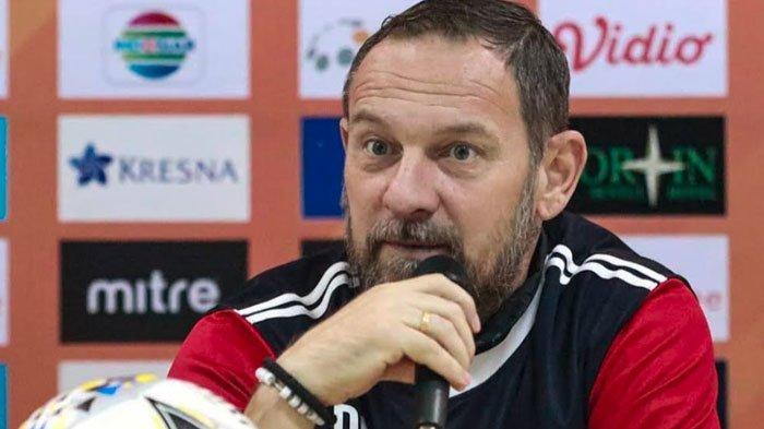 Madura United Putus Rekor 5 Laga Tanpa Kemenangan, NamaDejan Antonic Disinggung Asisten Pelatih