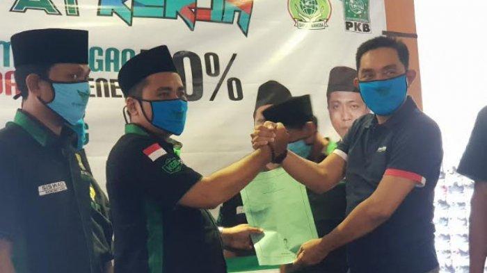 Garda Bangsa Tegaskan DukunganuntukHairul Anwar Maju Pilkada Sumenep Dapat Restu KH Imam Hasyim