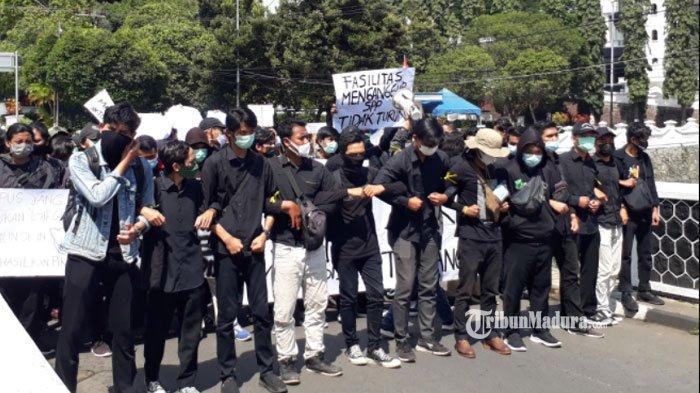 Tuntutan Pemotongan SPP 50 Persen Ditolak, Kampus UMM Potong Uang SPP Mahasiswa Rp 500 Ribu