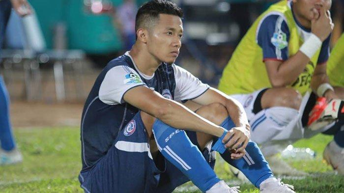 Uji Coba Arema FC Vs Timnas U-22, Singo Edan Dipastikan TanpaDendi Santoso dan Pavel Smolyachenko