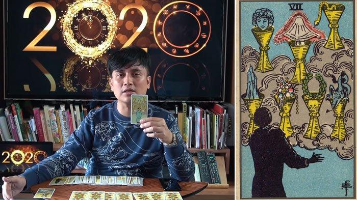 Ramalan Denny Darko Tahun 2020, ada Artis Terlibat Skandal Video Panas: Jangan Sembarangan Merekam