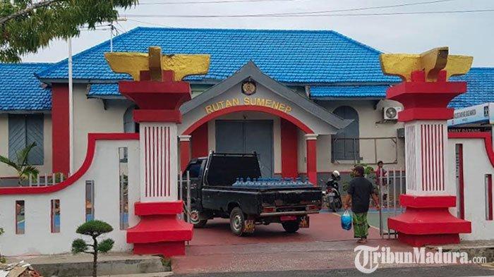 Teller Bank Tersangka Kasus Korupsi Uang Nasabah Rp 800 Juta Kini Ditahandi Rutan Klas IIB Sumenep