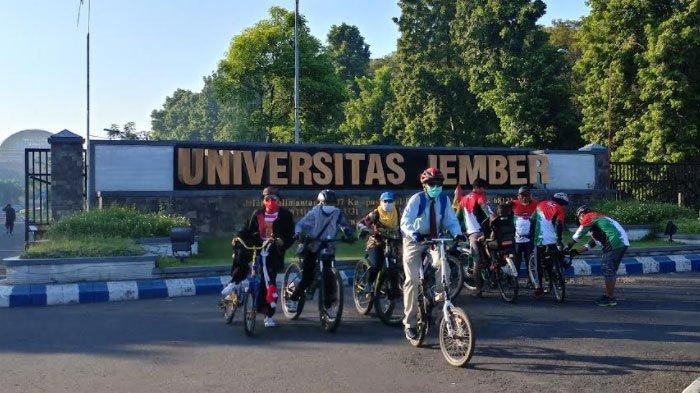Universitas Jember Buka Kuliah Tatap Muka, Mahasiswa Bisa Pilih Perkuliahan Luring atau Daring