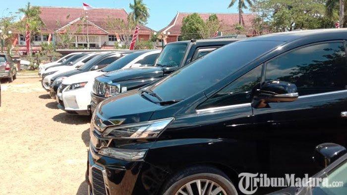 Profil Catur Sugeng Santoso, Bupati Kampar Disebut Kuasai 5 Mobil Dinas, ada yang Dipakai Keluarga?