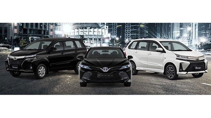 Daftar Harga Mobil Toyota Mpv Mulai Dari Toyota Avanza Innova Hingga Alphard Dan Vellfire Tribun Madura