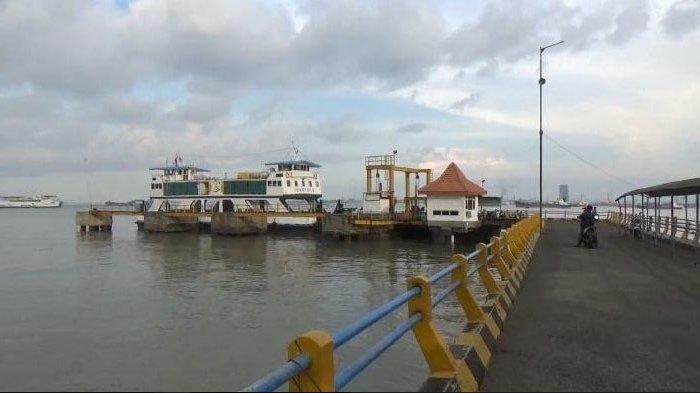 Antisipasi Penyebaran Virus Corona, Pelabuhan Ujung-Kamal Tutup hingga 31 April 2020
