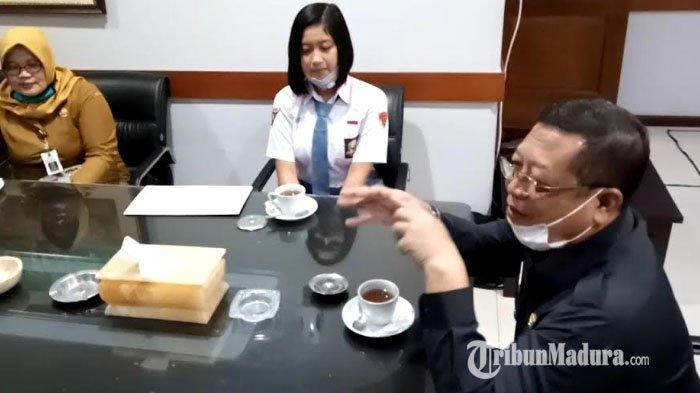 Dhea Lukita Andriana, Siswi SMAN 1 Ngunut Tulungagung Kembali Jadi Anggota Paskibraka Nasional 2020