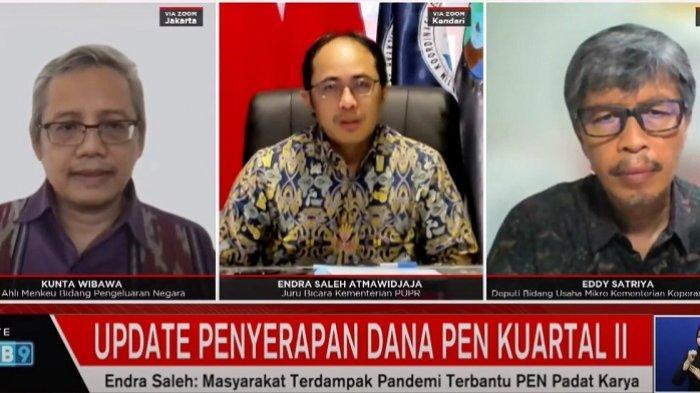 Dialog Produktif KPC PEN yang disiarkan di FMB9IDIKP.
