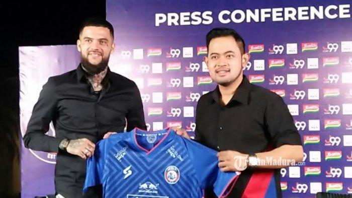 Ada Peran Besar Gilang Widya Pramana soal Kedatangan Diego Michiels ke Arema FC, Begini Awal Mulanya