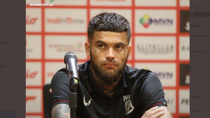 Matangkan Persiapan Liga 1 2021, Arema FC Datangkan Diego Michiels, Tiba Hari ini di Malang