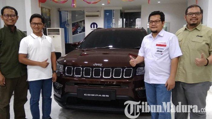 Hascar Grup Beraksi, Diler Resmi Jeep Akhirnya Hadir di Surabaya