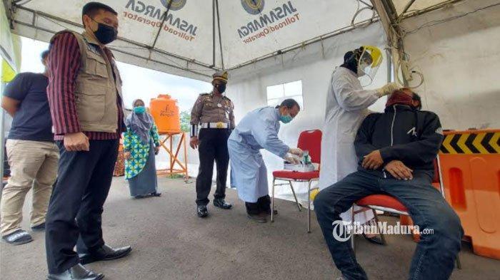 Masuk ke Kota Malang, Pengendara Bakal Diperiksa Pakai Rapid Test Antigen di Pos Penyekatan