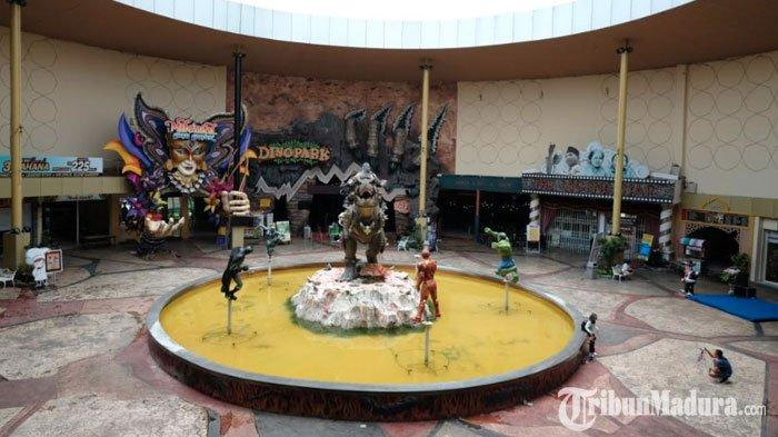 Jatim Park Group Tutup Lokasi Wisata di Kota Batu selama Sebulan Penuh,AntisipasiVirus Corona