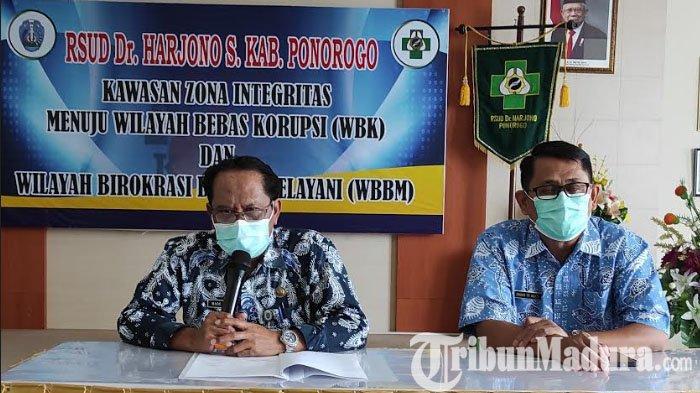 Jenazah Covid-19 di Ponorogo Diambil Paksa Keluarga, Pihak RSUD Dr Harjono Beri Penjelasan