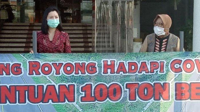 Pemkot Surabaya Terima Sumbangan dari Berbagai Pihak di Tengah Pandemi Corona