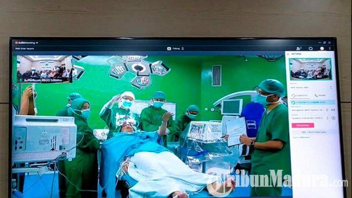 Tangani Parkinson, RSUD Dr Soetomo Kembangkan Aplikasi Bisa Operasi Cepat & Lihat Detail Otak Pasien