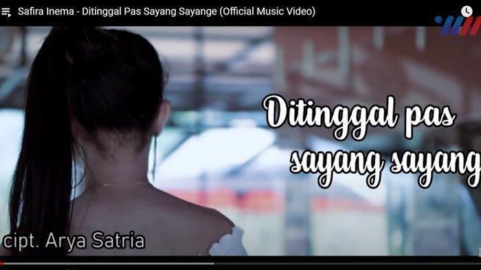 Download Lagu MP3 Ditinggal Pas Sayang Sayange Kalia Siska Ft SKA 86 dan DJ Kentrung, Lengkap Lirik