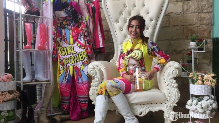 Dokter Gigi Viral asal Kota Malang, Mendadak Populer Karena Pakai APD Fashionable, Ini Sosoknya