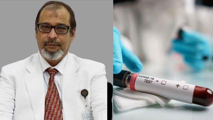 Pesan Terakhir Dokter SebelumWafat Akibat Covid-19, Ingatkan Rekan Sejawat Berperang Lawan Corona
