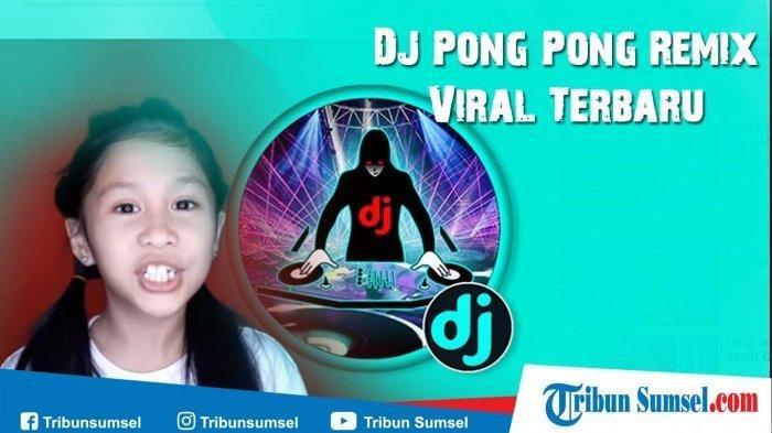 Download Lagu MP3 DJ Pong Pong Remix Full Bass, Viral TikTok, Ada Versi Asli 'Switch It Up Beatbox'
