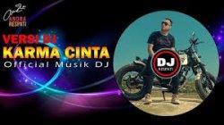 Download Lagu MP3 Andra Respati Karma Cinta Remix Full Bass Lagu TikTok, Lengkap Lirik & Video Klip